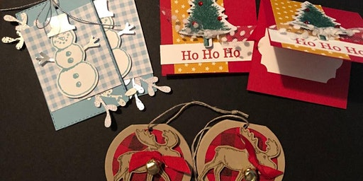 Gift Card Holders and Tags for the Holidays