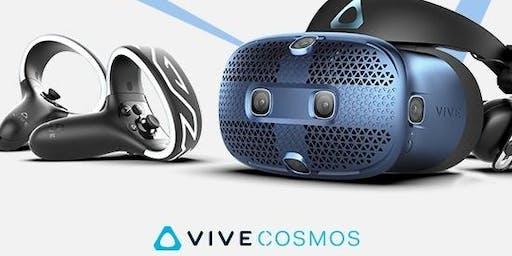 免費 - VR 虛擬現實開發及設計工作坊 (Cantonese Speaker)