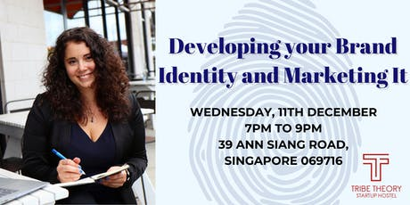 Developing your Brand Identity and Marketing It tickets