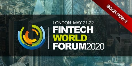 FINTECH WORLD FORUM 2020 tickets