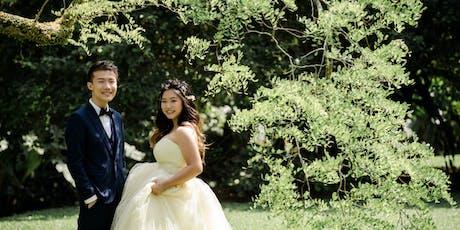 Jonathan & Deborah's Wedding Ceremony & Wedding Dinner tickets