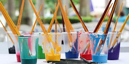 School Holidays | Grandparent Day Mini Monet - Paint a Portrait