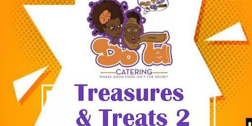 Treasures & Treats 2 Pop Up