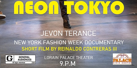 JEVON TERANCE NEW YORK FASHION WEEK DOCUMENTARY tickets