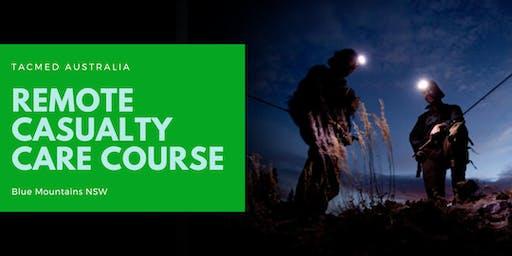 Remote Casualty Care Course