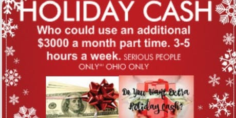 HOLIDAY CASH  tickets