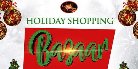Holiday Shopping Bazaar & Gift Wrapping tickets