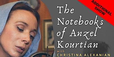 THE NOTEBOOKS OF ANZEL KOURTIAN