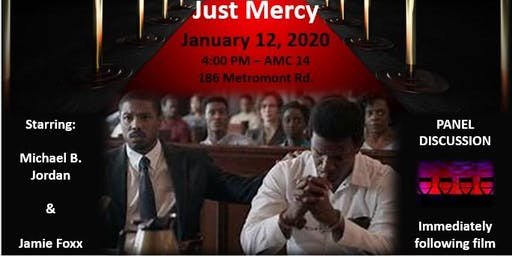 DST Red Carpet Movie Event - Just Mercy