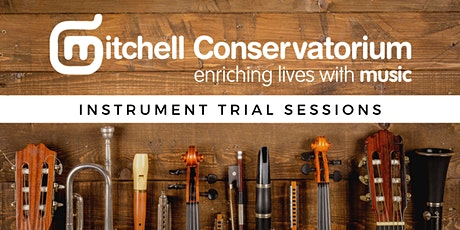 Instrument Trial Session tickets