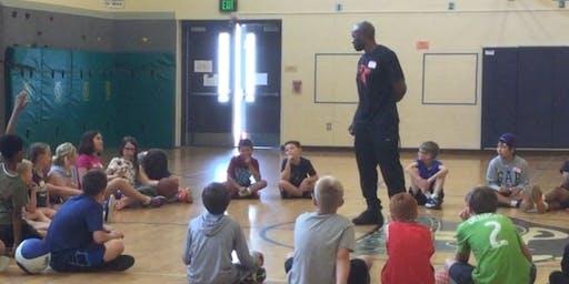 Free 7-8 Grade  Basketball Clinic