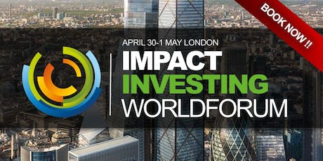 Impact Investment ESG Banking Conference 2020 tickets