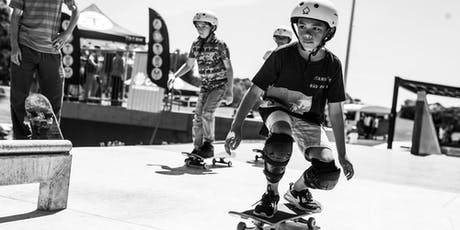 Free Skateboarding and Scooter Road Safety Workshop tickets