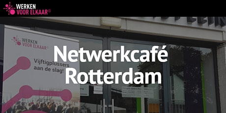 Netwerkcafé Rotterdam: Samen werken aan oplossingen tickets