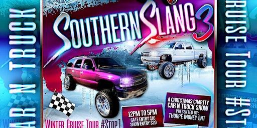 Southern slang 3 A Christmas charity show