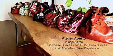 TEKOA MILANO - Atelier Aperto 13  14  e 15 dic. biglietti