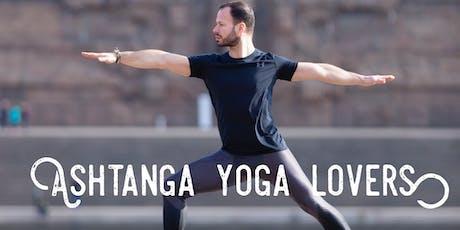 Workshop fundamentals of Ashtanga yoga Part 2 tickets
