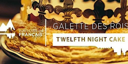 Galette des rois 2020 /  Twelfth Night Cake 2020