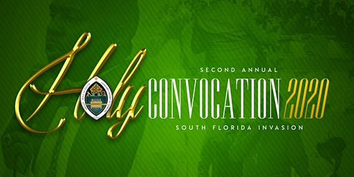 FLAOC Holy Convocation 2020