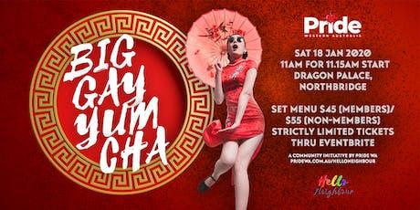 Hello Neighbour - Big Gay Yum Cha tickets