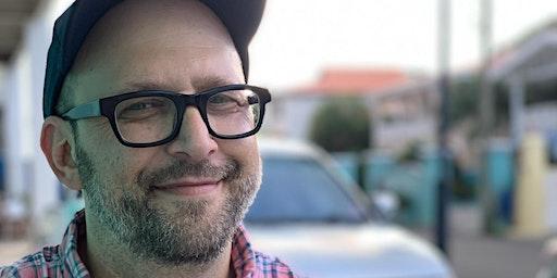 Comedian SHULI EGAR (SiriusXM Radio / Howard 100), Lunchbox, Cam Atkinson