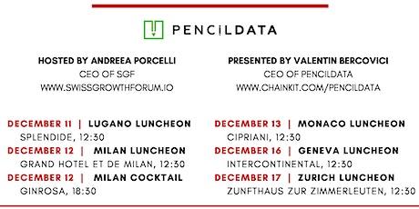 Swiss Growth Forum Luncheon with PencilDATA in Geneva tickets