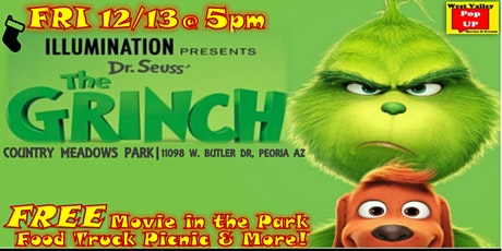 A Happy Holiday Food Truck MOVIE NIGHT & MORE! Fri 12/13 tickets