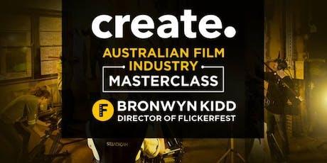 Flickerfest Masterclass   SAE Perth Campus tickets