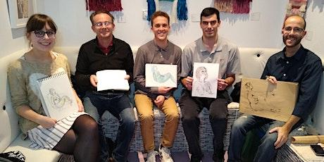 Art Class with Christmas social after entradas