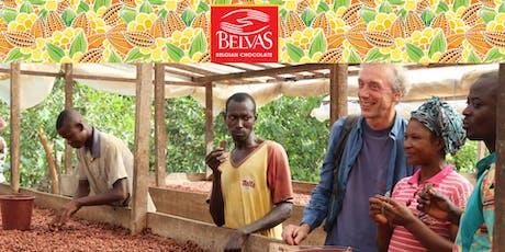 BELVAS > KIMVAS // Présentation et dégustation entradas