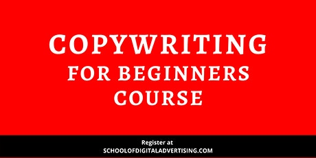 Copywriting For Beginners Course – First In Malaysia tickets