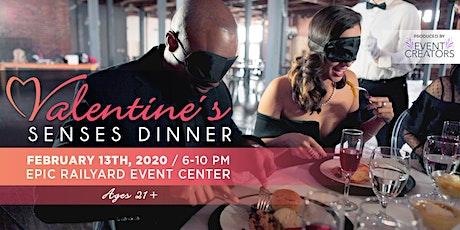 Valentine's Senses Dinner entradas