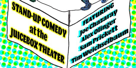 First Fridays Comedy Show tickets