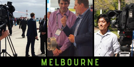 Media & Communication Training for Scientists - Melbourne tickets