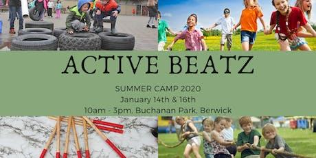 Active Beatz Summer Camp 2020 tickets