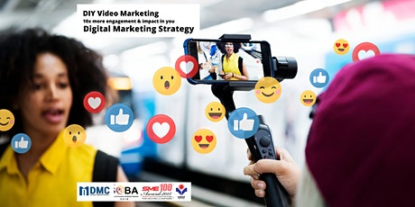 Video Marketing (VM): Combine VM with Digital Marketing. 10X more Engaging tickets