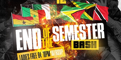 #FEVERTHURSDAYS: END OF SEMESTER BASH
