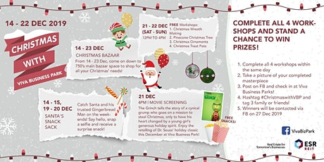 Christmas with Viva Business Park! tickets