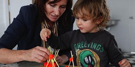 Casual session toddler art -10.30 am Artspace Collective (Ages 2 - 5)