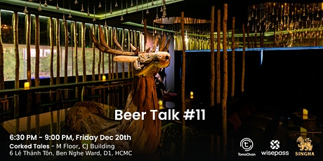 Beer Talk #11 tickets