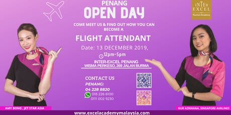 INTER EXCEL PENANG OPEN DAY tickets