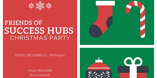 Friends of Success Hubs Xmas Party