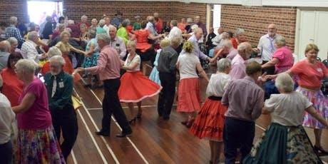 Have a Go: Square Dancing tickets