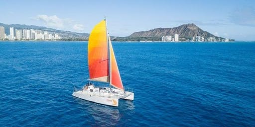 Single's Cruise (ages 35-45)-Holokai Catamaran