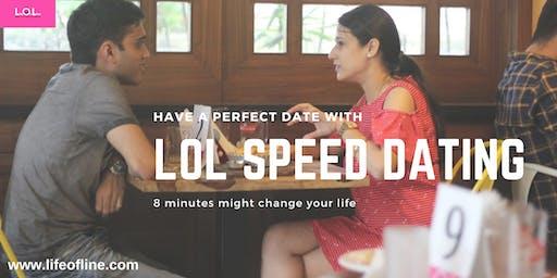 LOL Speed Dating GGN Jan 12