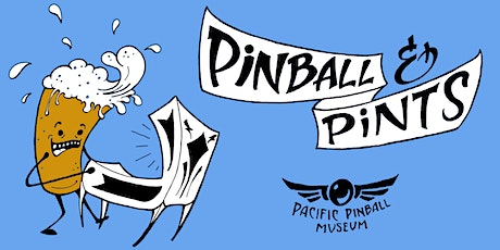 Pinball and Pints - SF Beer Week 2020 tickets