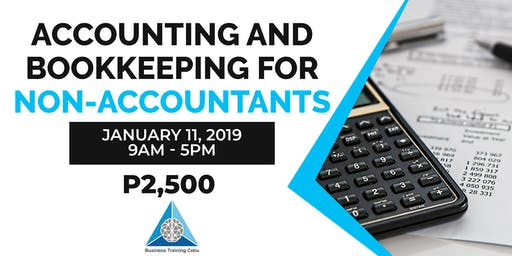 Accounting & Bookkeeping for Non-Accountants