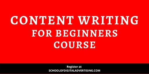 Content Writing For Beginners Course – First In Malaysia