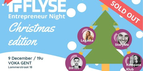 FLYSE Entrepreneur Night - Christmas Edition billets