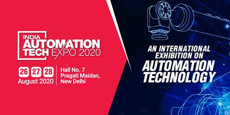 India Automation Tech Expo 2020 tickets